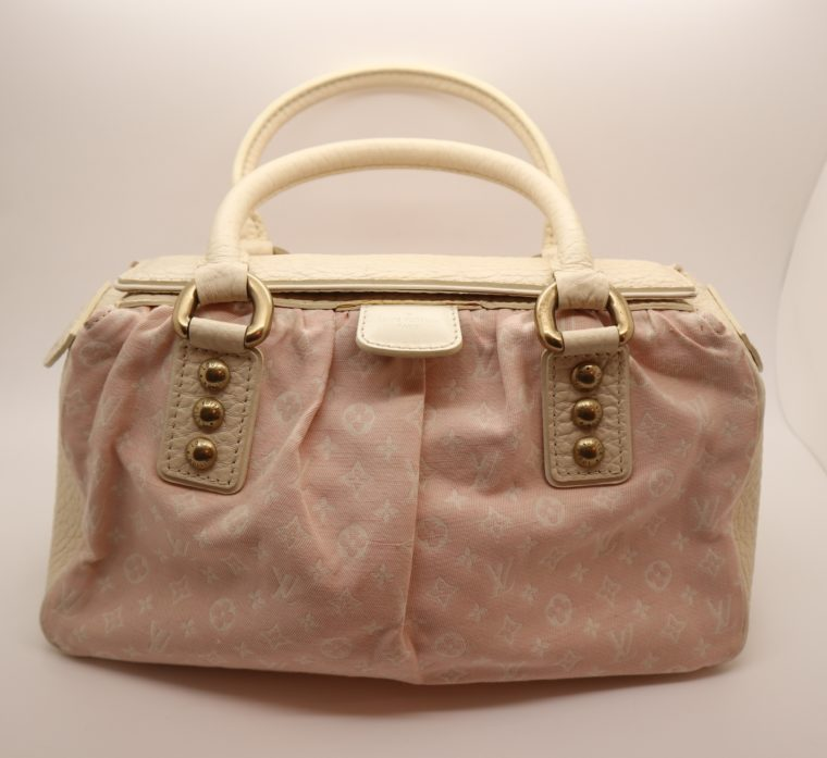 Louis Vuitton Tasche Trapeze PM rosa-0