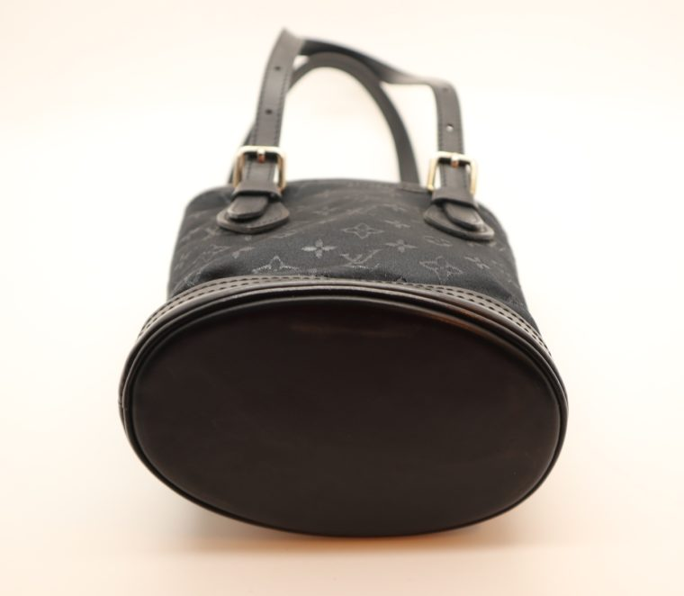 Louis Vuitton Mini Bucket Tasche Satin -14161