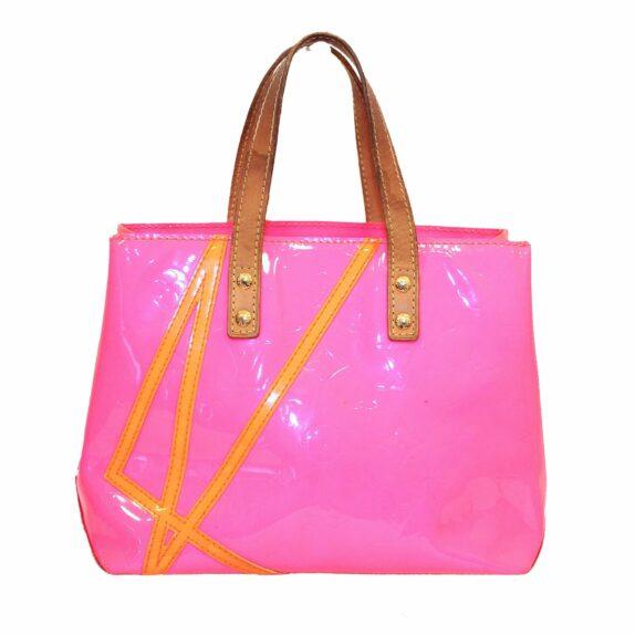 Louis Vuitton reade PM Vernis pink Wilson