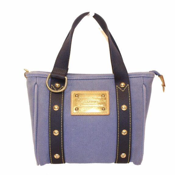 Louis Vuitton Tasche Cabas blau