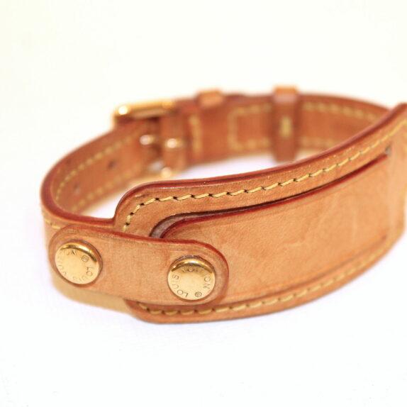 Louis Vuitton Armband Leder