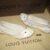Louis Vuitton Ballerinas 37 1/2 Multicolor weiß