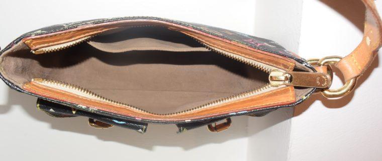 Louis Vuitton Tasche Lodge Multicolor schwarz-10609