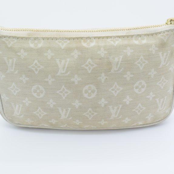 Louis Vuitton Pochette Mini Lin dune Tasche
