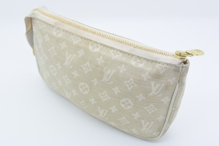 Louis Vuitton Pochette Mini Lin dune Tasche -11430