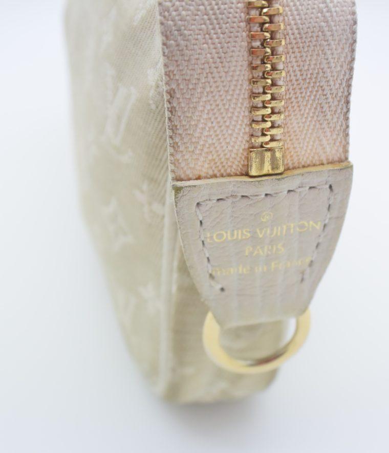 Louis Vuitton Pochette Mini Lin dune Tasche -11432