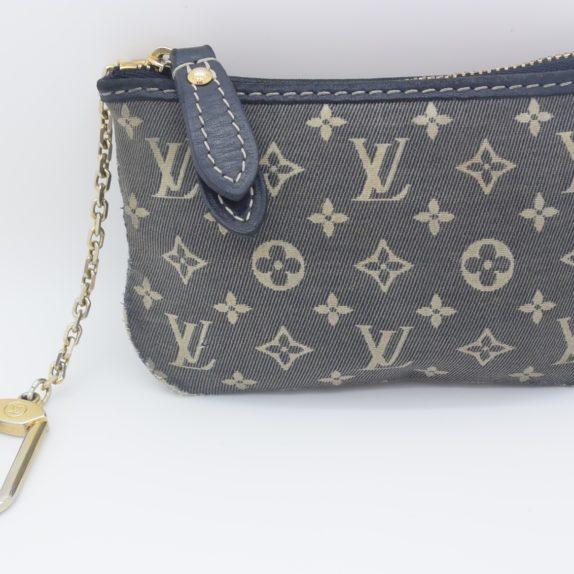 Louis Vuitton Schlüsseletui Idyll Stoff