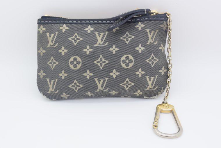 Louis Vuitton Schlüsseletui Idyll Stoff-11445
