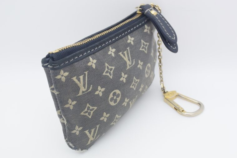 Louis Vuitton Schlüsseletui Idyll Stoff-11446