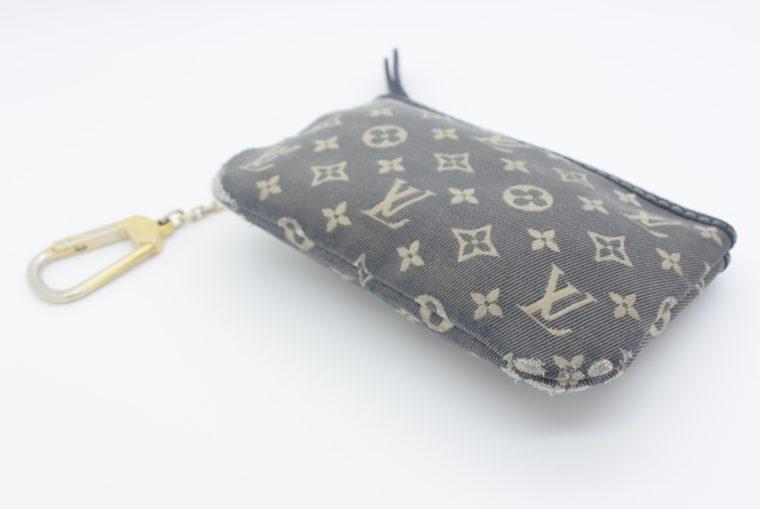Louis Vuitton Schlüsseletui Idyll Stoff-11448