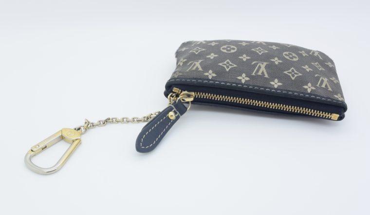 Louis Vuitton Schlüsseletui Idyll Stoff-11449