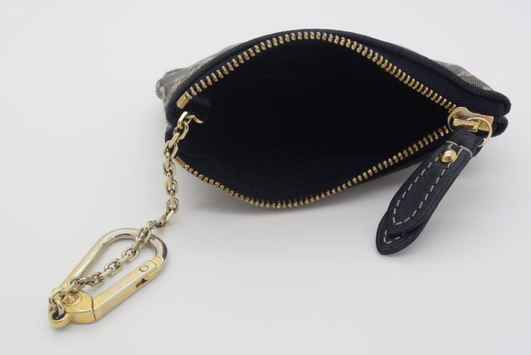 Louis Vuitton Schlüsseletui Idyll Stoff-11454