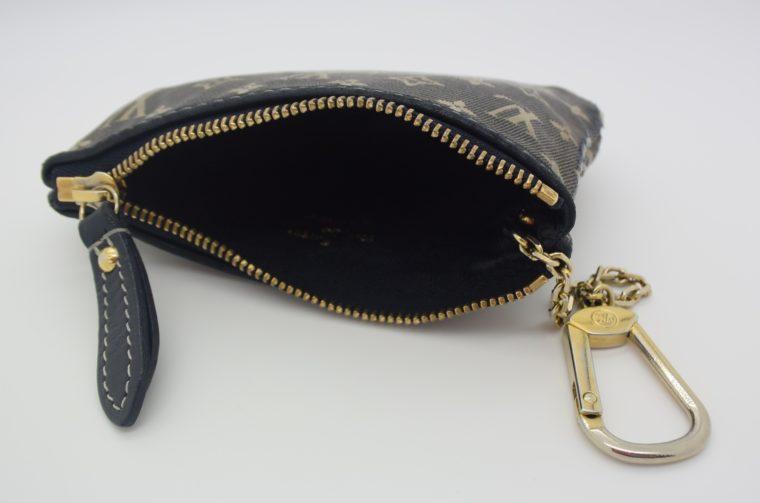 Louis Vuitton Schlüsseletui Idyll Stoff-11455