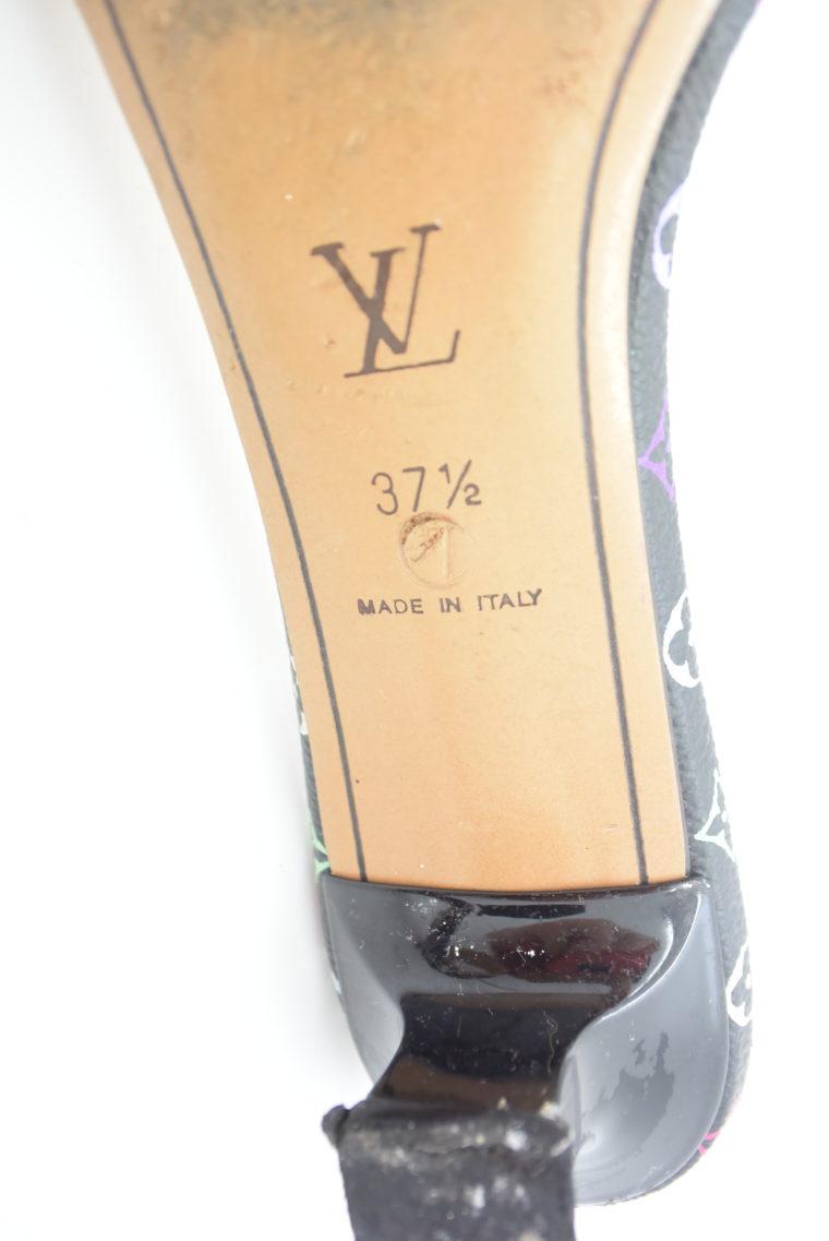Louis Vuitton Schuhe Sandale Multicolor schwarz-11726