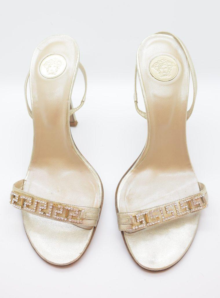 Versace Pumps gold 39-11744
