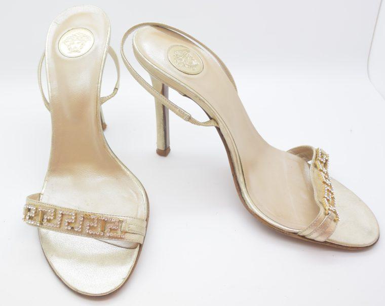 Versace Pumps gold 39-11743