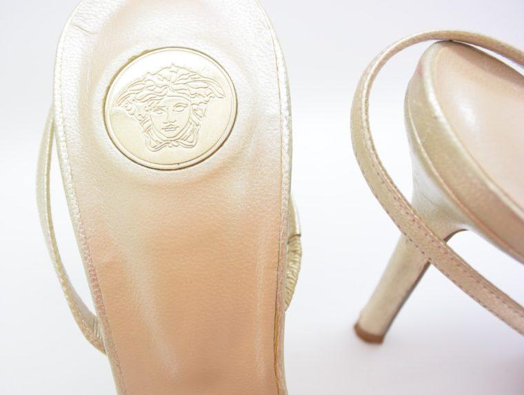 Versace Pumps gold 39-11746
