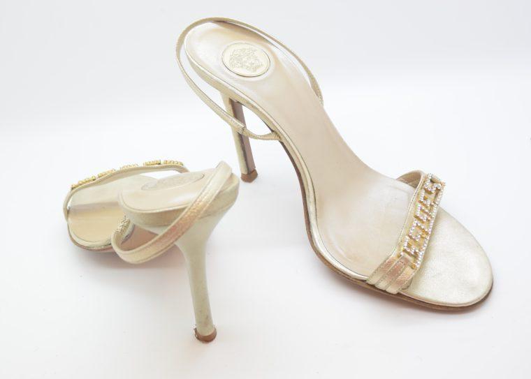 Versace Pumps gold 39-11747