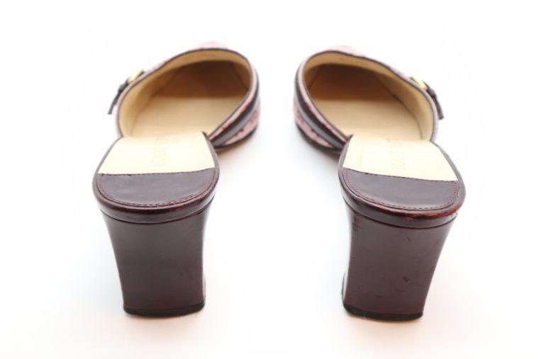 Louis Vuitton Pumps Mini Lin rosa 38 1/2-14359