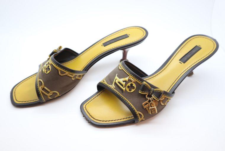 Louis Vuitton Pumps Cles 38-0