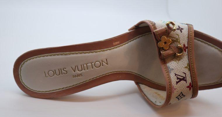 Louis Vuitton Pumps Multicolor rosa weiß 37-14405