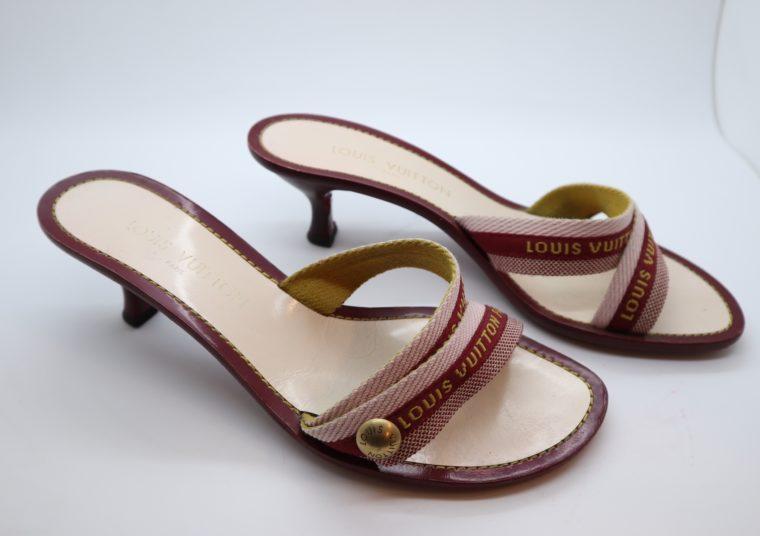 Louis Vuitton Pumps rot 39-14409