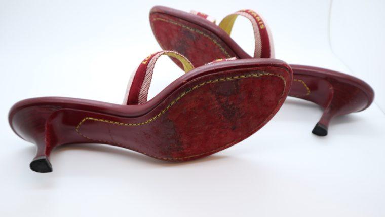 Louis Vuitton Pumps rot 39-14411