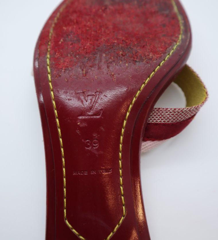 Louis Vuitton Pumps rot 39-14415