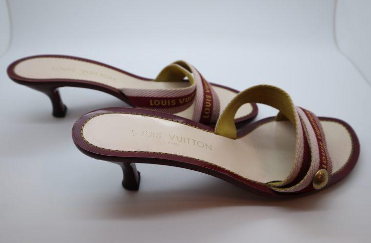 Louis Vuitton Pumps rot 39-14414