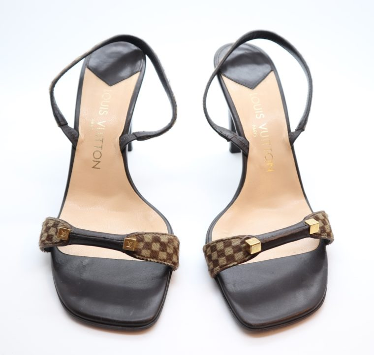 Louis Vuitton Pumps sauvage Ponyfell 39-14457