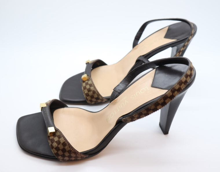 Louis Vuitton Pumps sauvage Ponyfell 39-14458