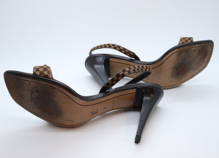 Louis Vuitton Pumps sauvage Ponyfell 39-14461