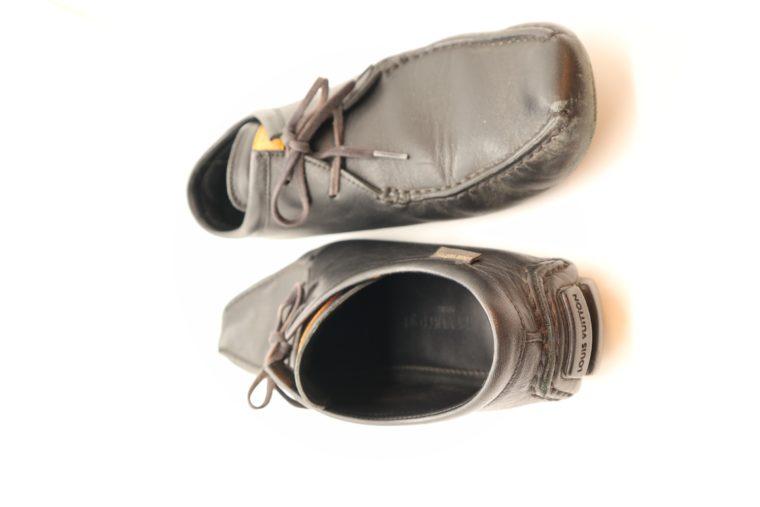 Louis Vuitton Sneakers schwarz 39-14686