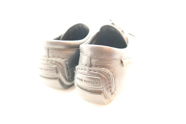 Louis Vuitton Sneakers schwarz 39-14684