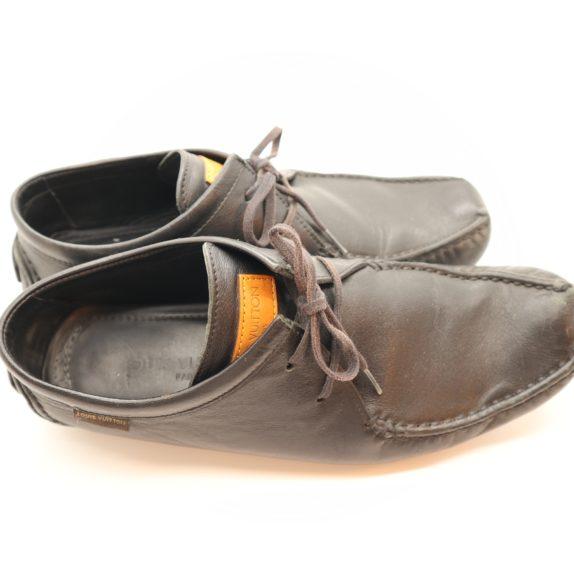 Louis Vuitton Sneakers schwarz 39