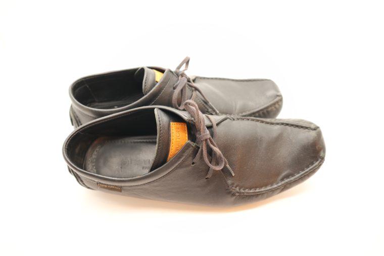 Louis Vuitton Sneakers schwarz 39-0