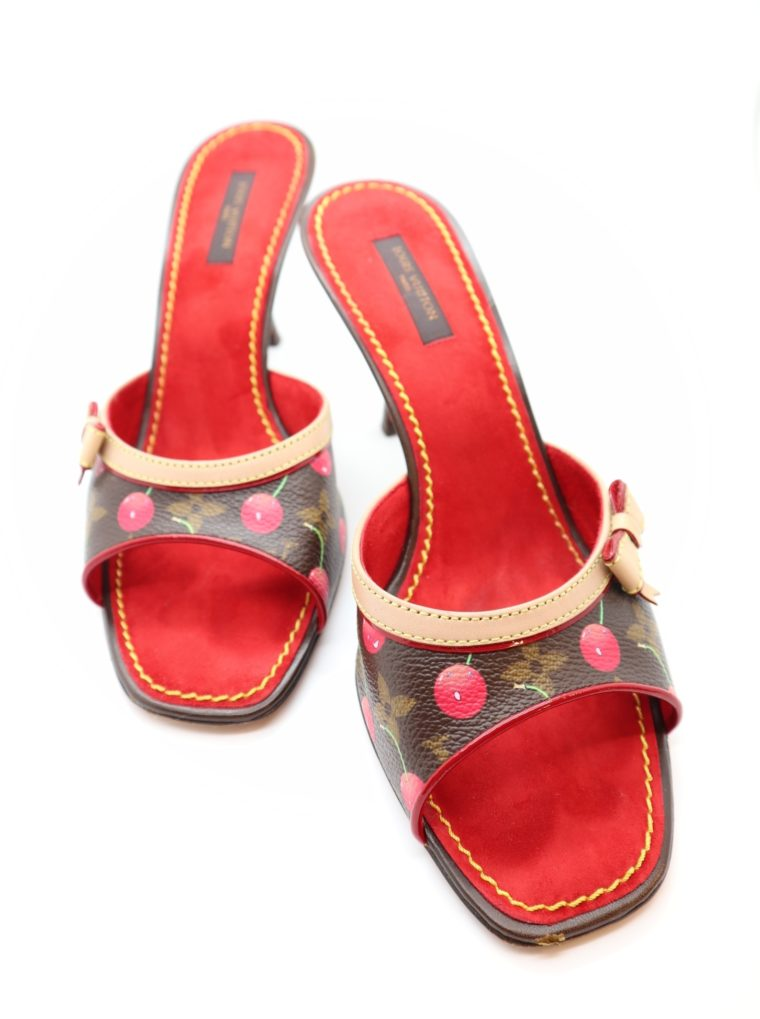 Louis Vuitton Schuhe Pumps Cerise Kollektion 39 -0