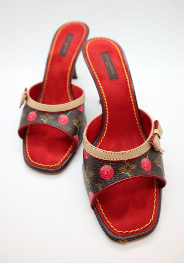 Louis Vuitton Schuhe Pumps Cerise Kollektion 39 -14659