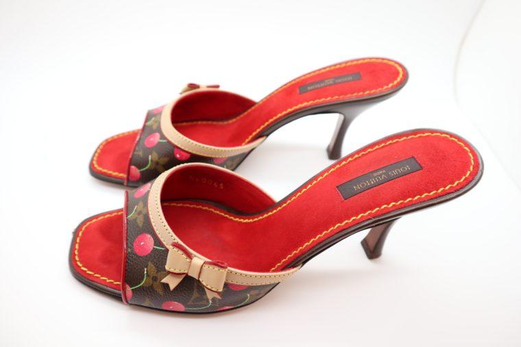 Louis Vuitton Schuhe Pumps Cerise Kollektion 39 -14661