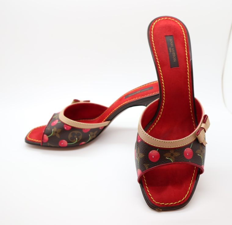 Louis Vuitton Schuhe Pumps Cerise Kollektion 39 -14660