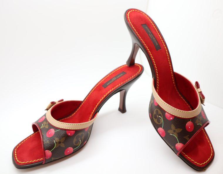 Louis Vuitton Schuhe Pumps Cerise Kollektion 39 -14662