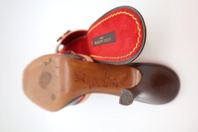 Louis Vuitton Schuhe Pumps Cerise Kollektion 39 -14663