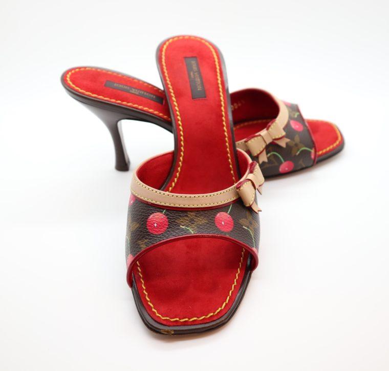 Louis Vuitton Schuhe Pumps Cerise Kollektion 39 -14664
