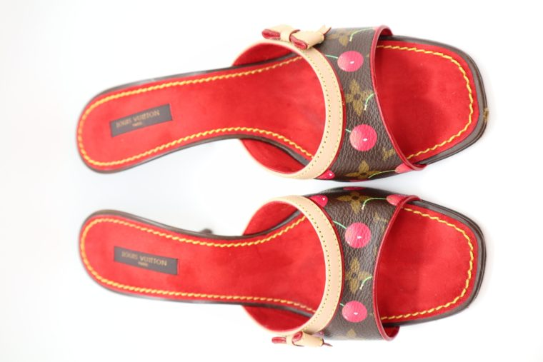 Louis Vuitton Schuhe Pumps Cerise Kollektion 39 -14667