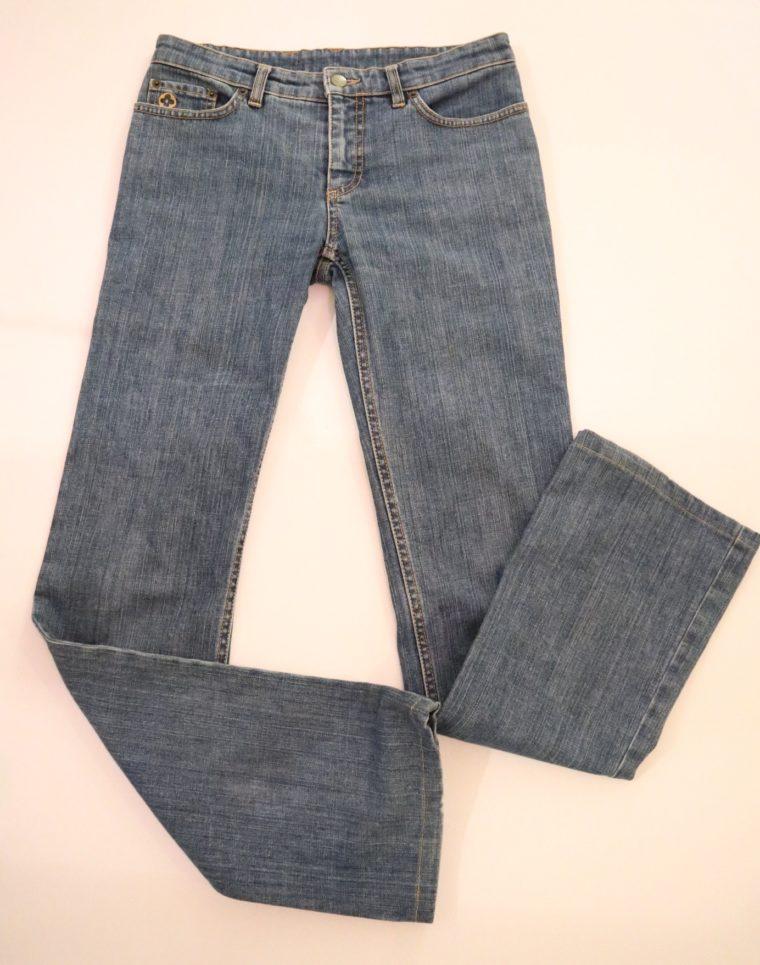 Louis Vuitton Jeans blau 36-0
