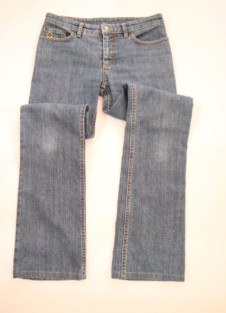 Louis Vuitton Jeans blau 36-14733