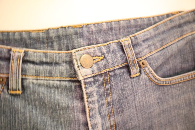 Louis Vuitton Jeans blau 36-14735