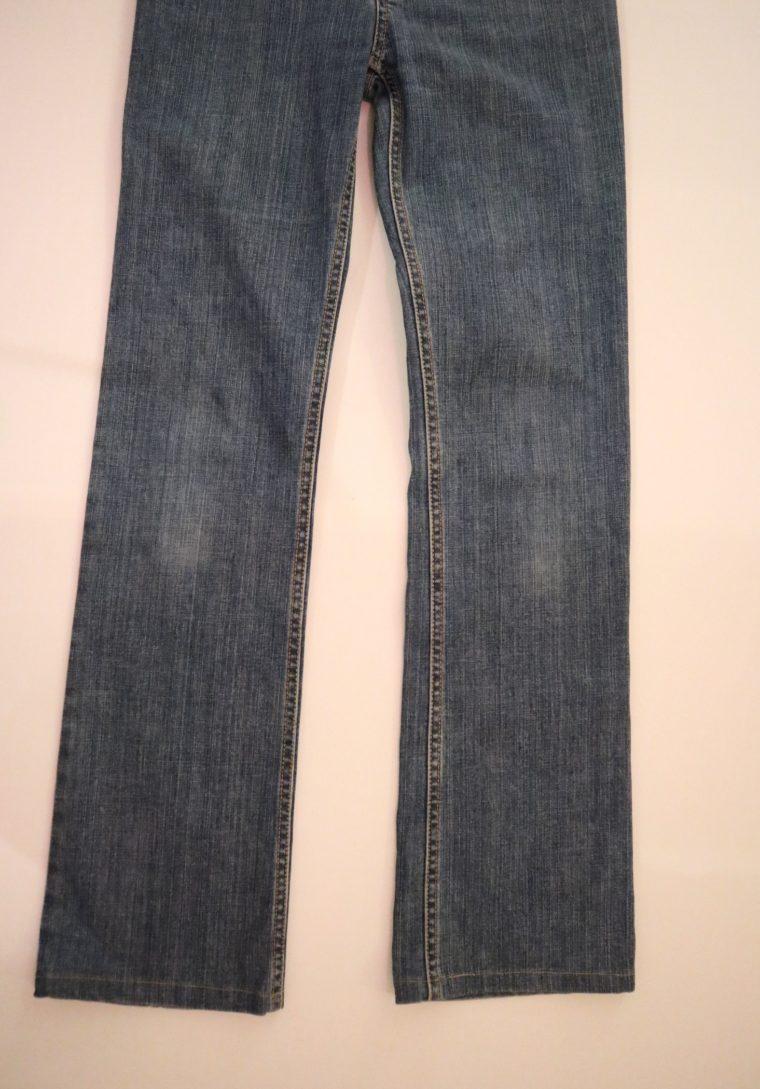 Louis Vuitton Jeans blau 36-14736