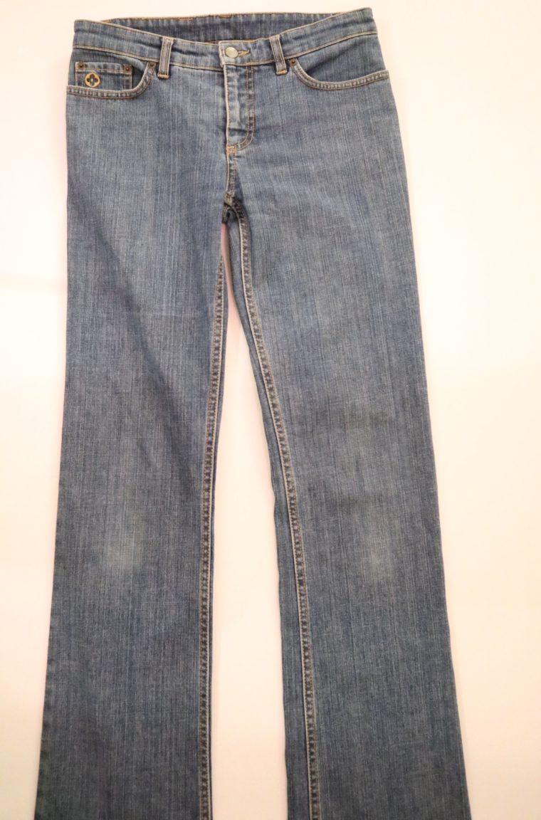 Louis Vuitton Jeans blau 36-14737
