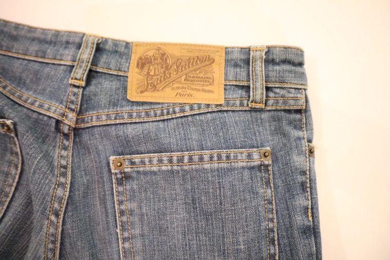 Louis Vuitton Jeans blau 36-14739